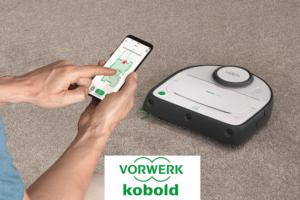 robottolmuimeja kasutamine telefoniga